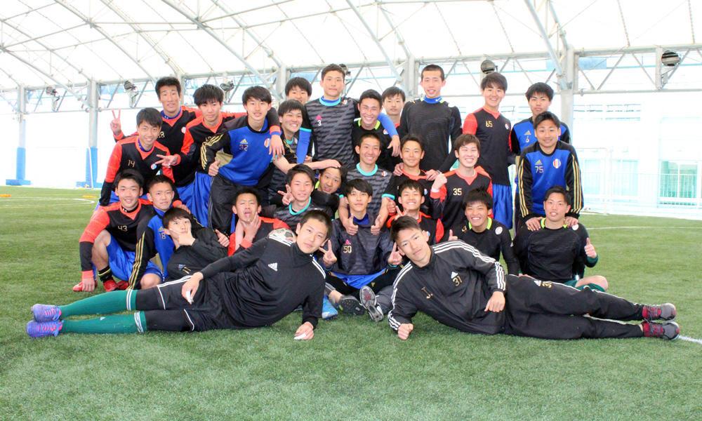 仙台城南高校サッカー部あるある「試合中にサッカーに関係ないことを話す!」