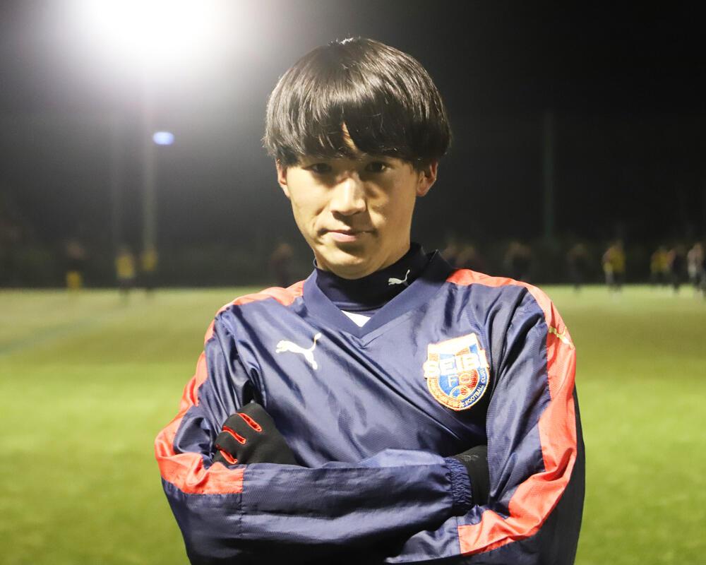 【2021年 始動!】何で京都の注目校・福知山成美高校サッカー部を選んだの?「ここならメンタル的にもフィジカル的にも鍛えられて成長できると思い、入学を決めました」