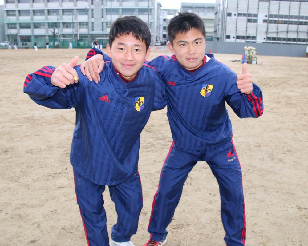 何で松山工業高校サッカー部を選んだの?「工業系の仕事が自分に向いていると思って選んだ」