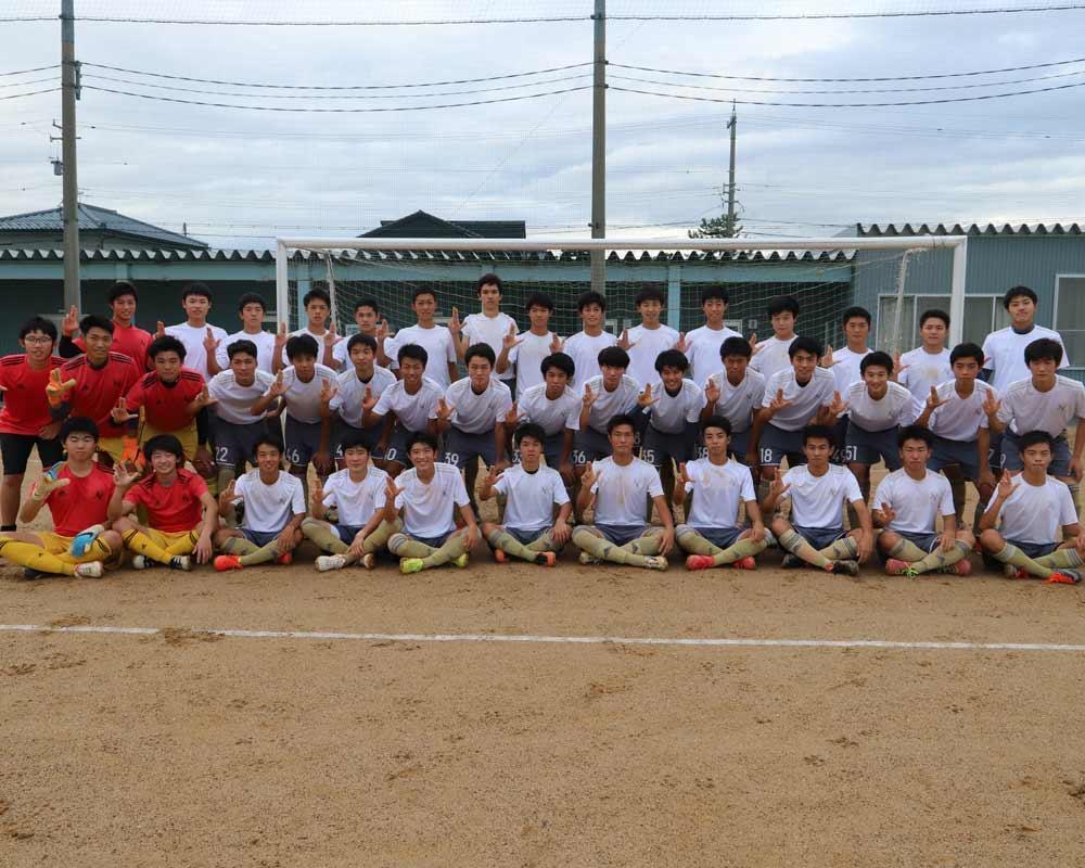 北陸高校サッカー部の普段は見れない素顔を紹介!(21枚)