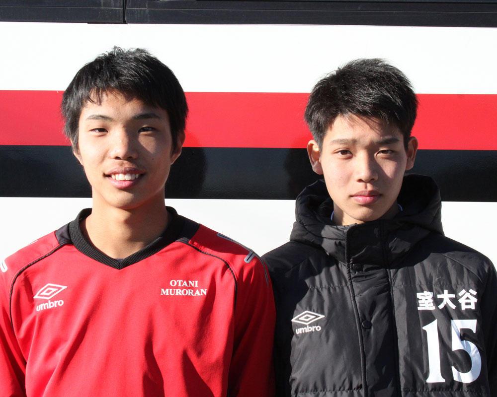 何で北海道の名門・北海道大谷室蘭サッカー部を選んだの?|西村尚起、木村旭編