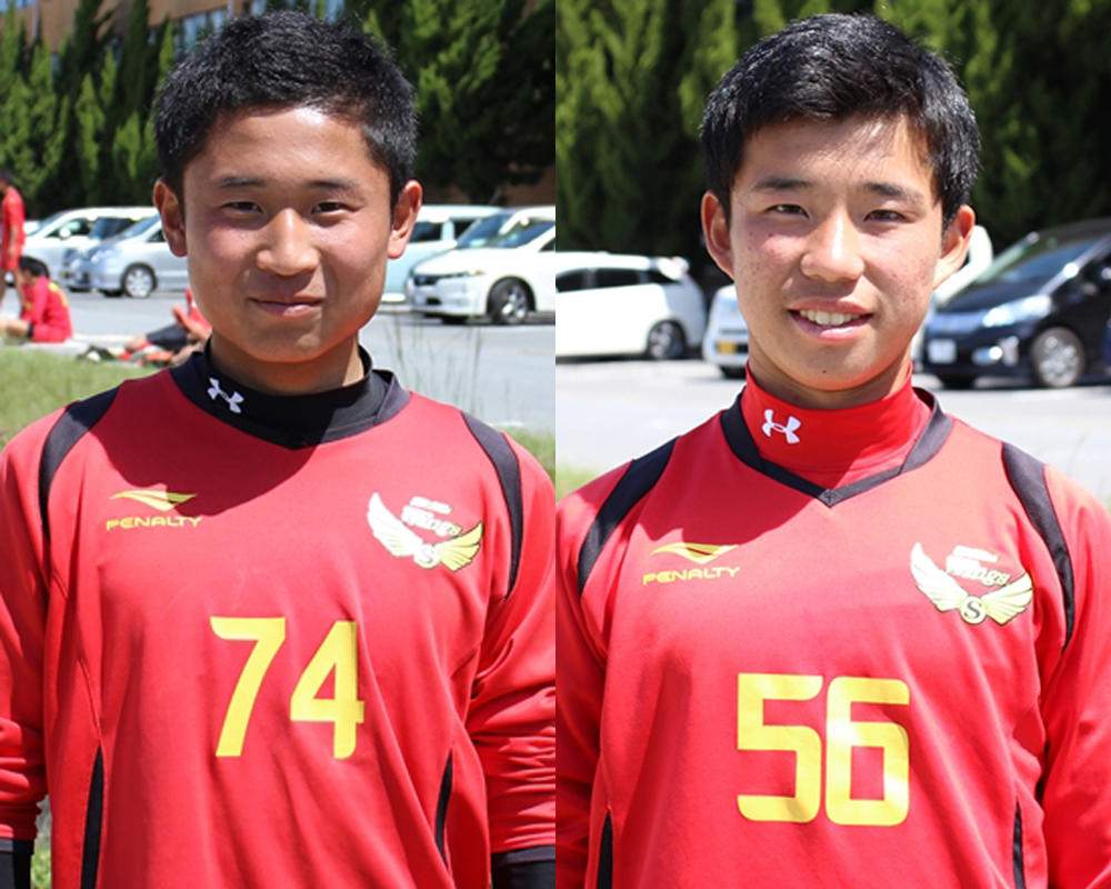 櫻田颯人と石橋弓斗は何で長崎の強豪・創成館高校サッカー部を選んだのか?