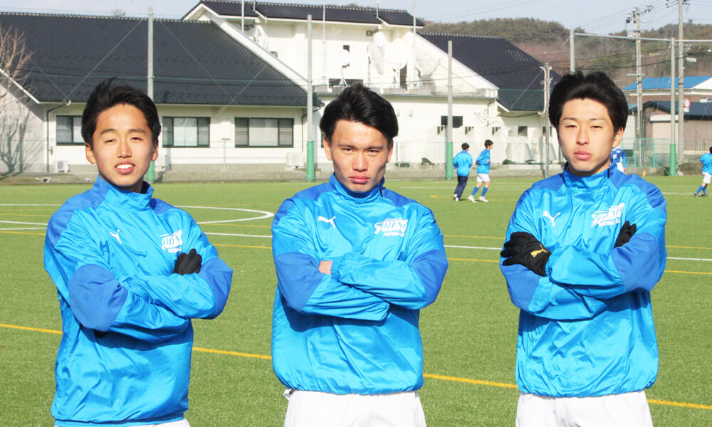 【2021年 始動!】岩手の強豪・遠野高校サッカー部あるある「全員でスコップを手に雪かき」