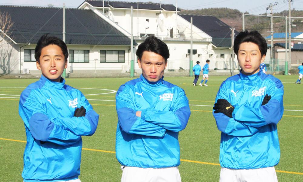 【2021年 始動!】岩手の強豪・遠野高校サッカー部あるある「全員でスコップを手に雪かき」