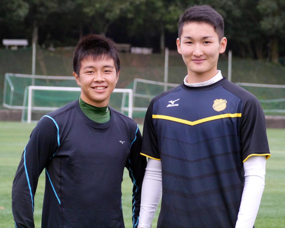 【静岡学園高校サッカー部の寮生活】授業中はサッカー部同士で起こし合う