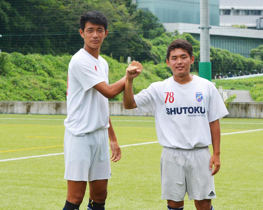 何で東京の強豪・修徳高校サッカー部を選んだの?「中学はレイソル、高校は修徳。上がれたとしてもそうしようと思っていました」【2020年】