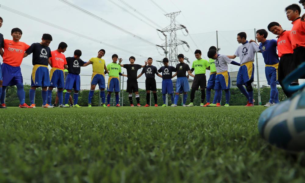 金光大阪高校サッカー部の練習の様子を紹介!(19枚)