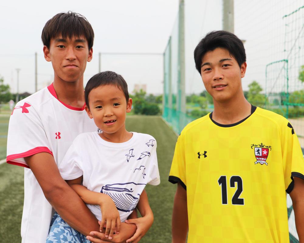 福井健太と田中藍人は何で愛媛の注目校・新田高校サッカー部を選んだのか?