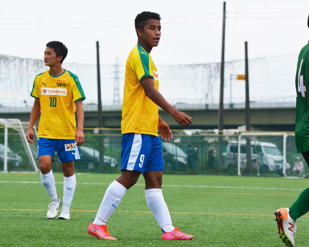 何で東京の名門・帝京高校サッカー部を選んだの?「プリンスリーグ関東に所属しているところが決め手でした」【2021年 インターハイ全国大会出場校】