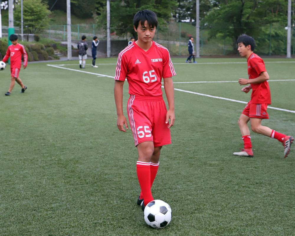 高校 サッカー メンバー 帝京 部