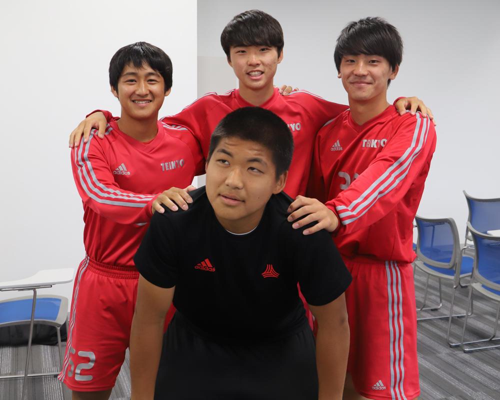 帝京第三高校サッカー部あるある「学校の入り口にある事務室をチェックしがち」