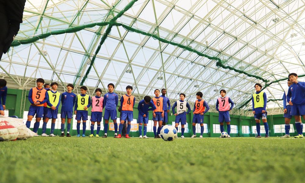 強豪校の練習風景はどんな感じ?高知の強豪・高知中央サッカー部の練習の様子!