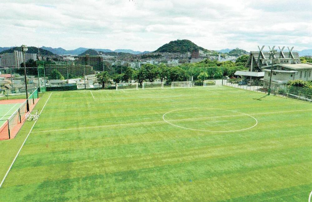広島の強豪・瀬戸内高校サッカー部の新しい練習設備をご紹介!【2020年】