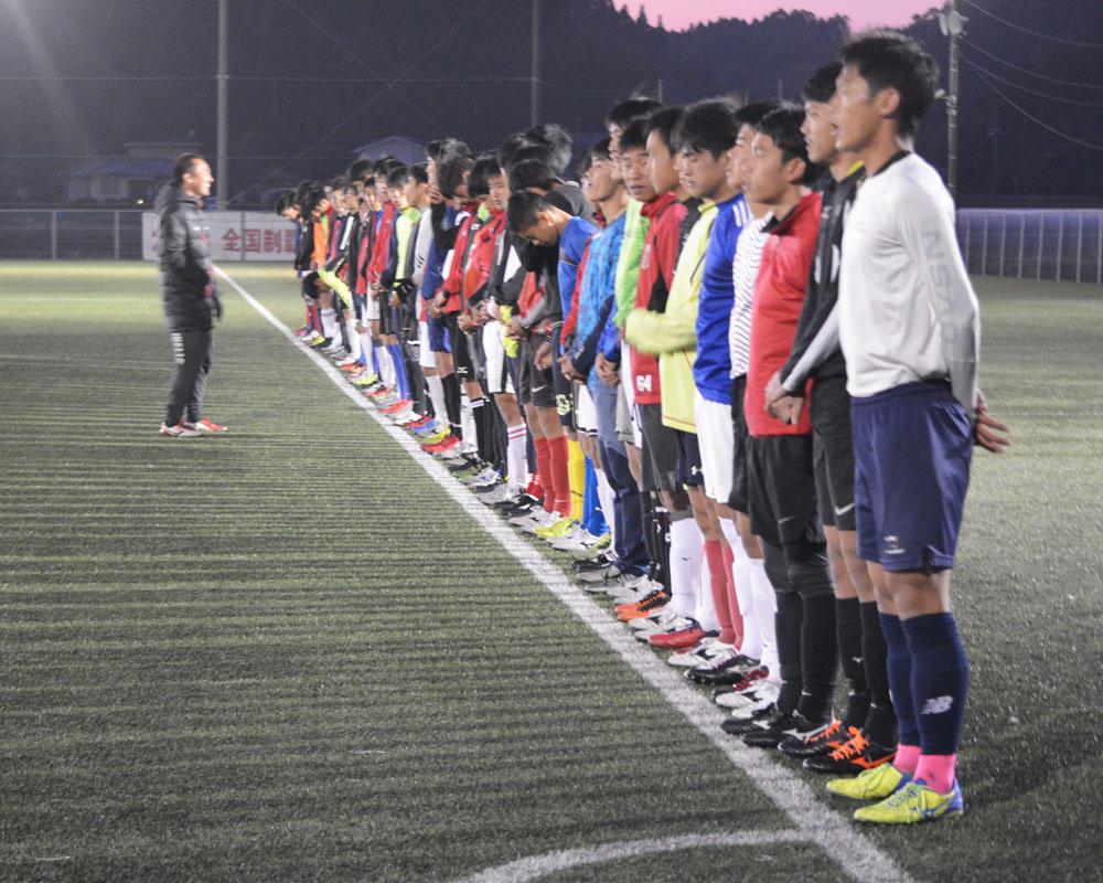 【2020シーズン始動!】強豪校の練習風景はどんな感じ?宮崎の強豪・日章学園サッカー部の練習の様子!