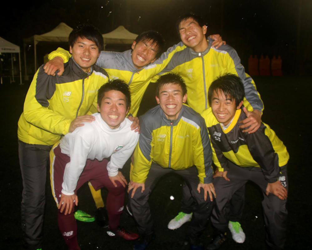大阪桐蔭高校サッカー部の部員の様子(写真9枚)