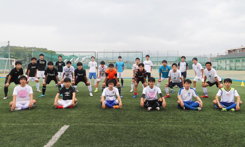 強豪校の練習風景はどんな感じ?奈良の強豪・一条サッカー部の練習の様子!