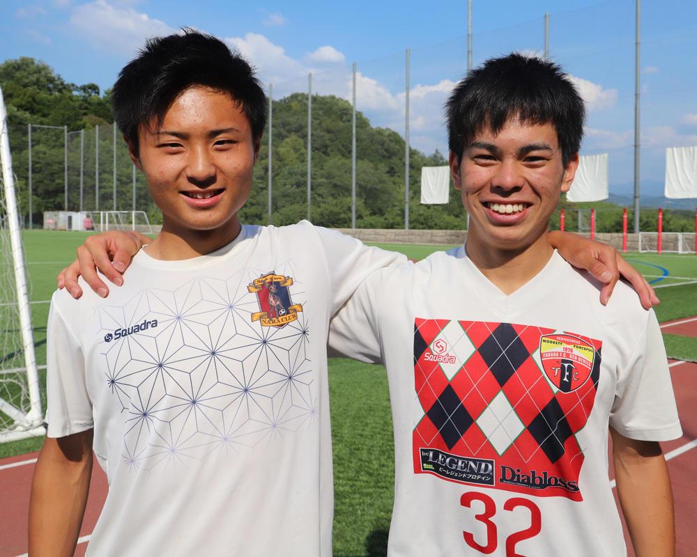 中山幹太と井澤悠は何で奈良の強豪・五條高校サッカー部を選んだのか?【2019 インターハイ出場校】