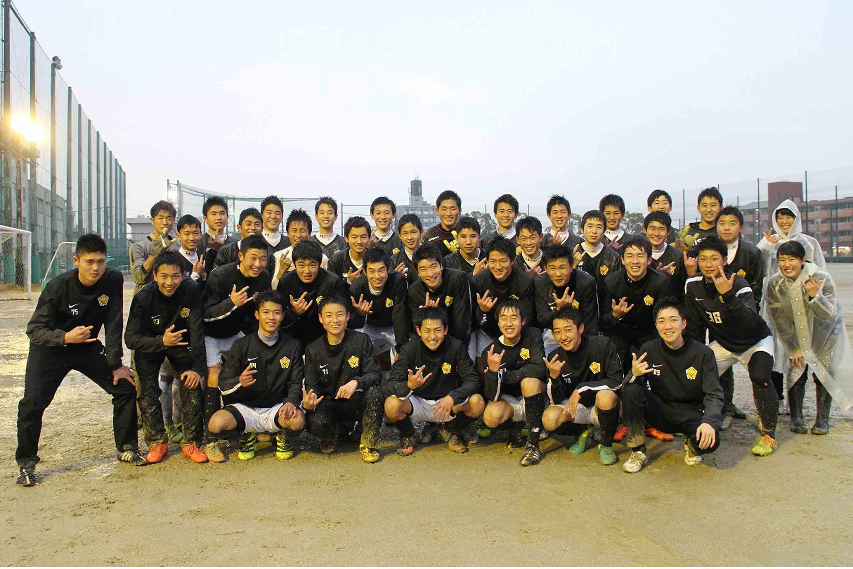 サッカー部のキャプテンはつらいよ!?佐賀北高校サッカー部・源五郎丸歩キャプテン