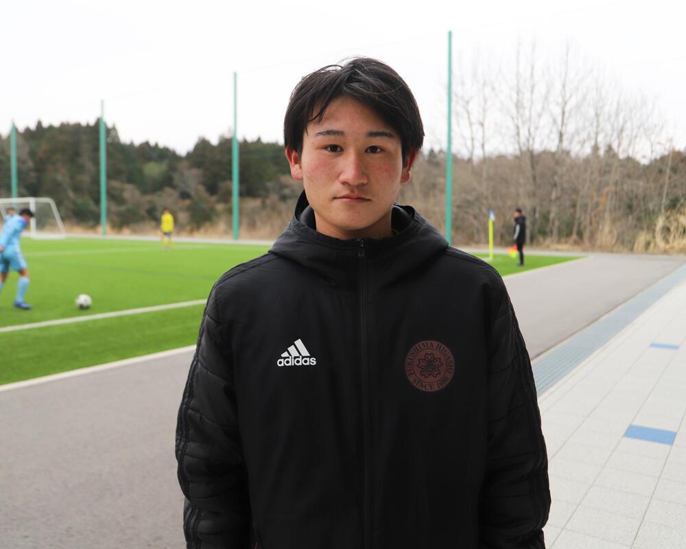【2021年 始動!】福島の注目校・福島東高校サッカー部の副キャプテンはつらいよ!?「副キャプテンはキャプテンと同じようにチームを引っ張らなければいけない」