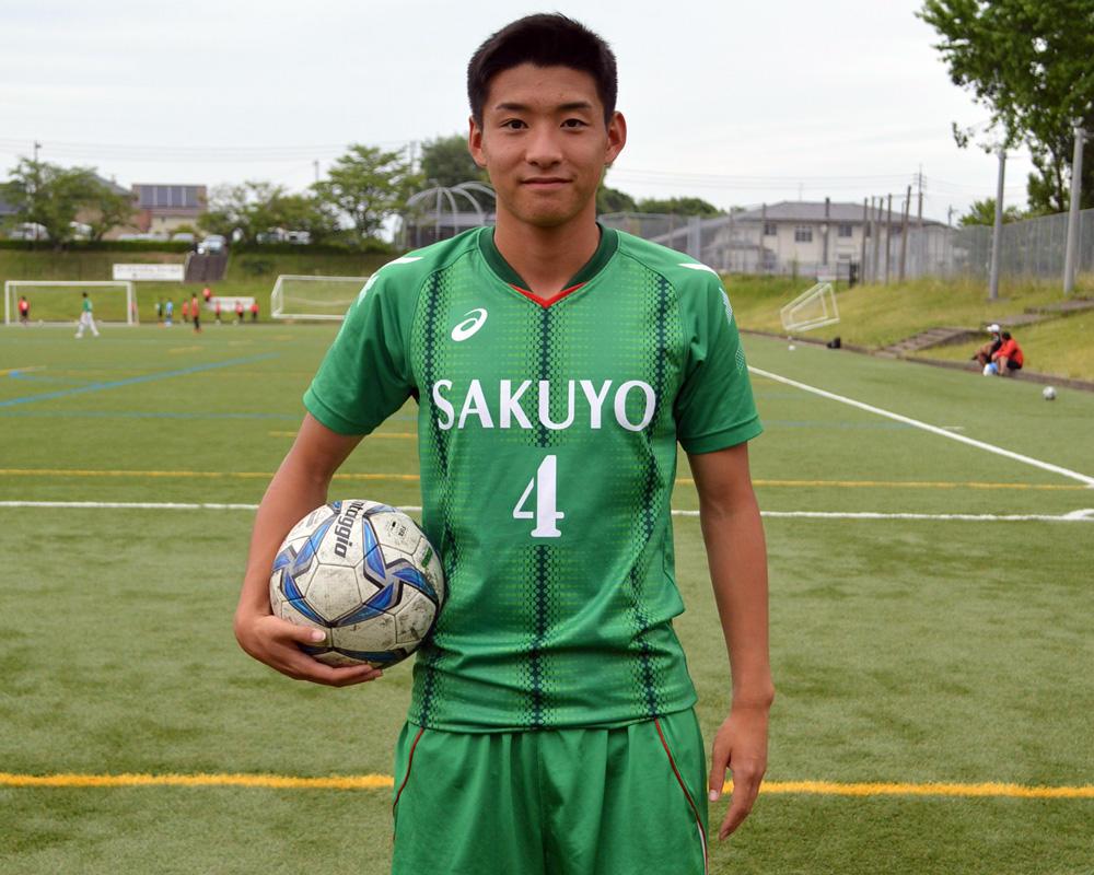 【作陽高校サッカー部】羽田一平のキャプテンはつらいよ!?