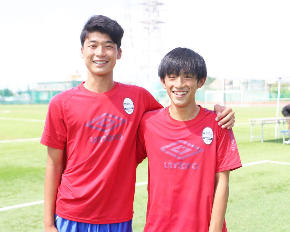 何で大阪の強豪・阪南大学高校サッカー部を選んだの?「大阪の中で一番レベルが高いと感じたからです」【2020年】