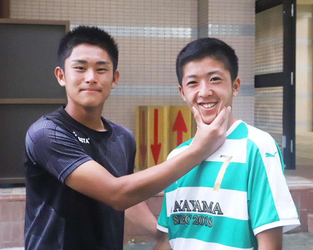 西淵啓斗と藤澤周弥は何で和歌山の強豪・初芝橋本高校サッカー部を選んだのか?