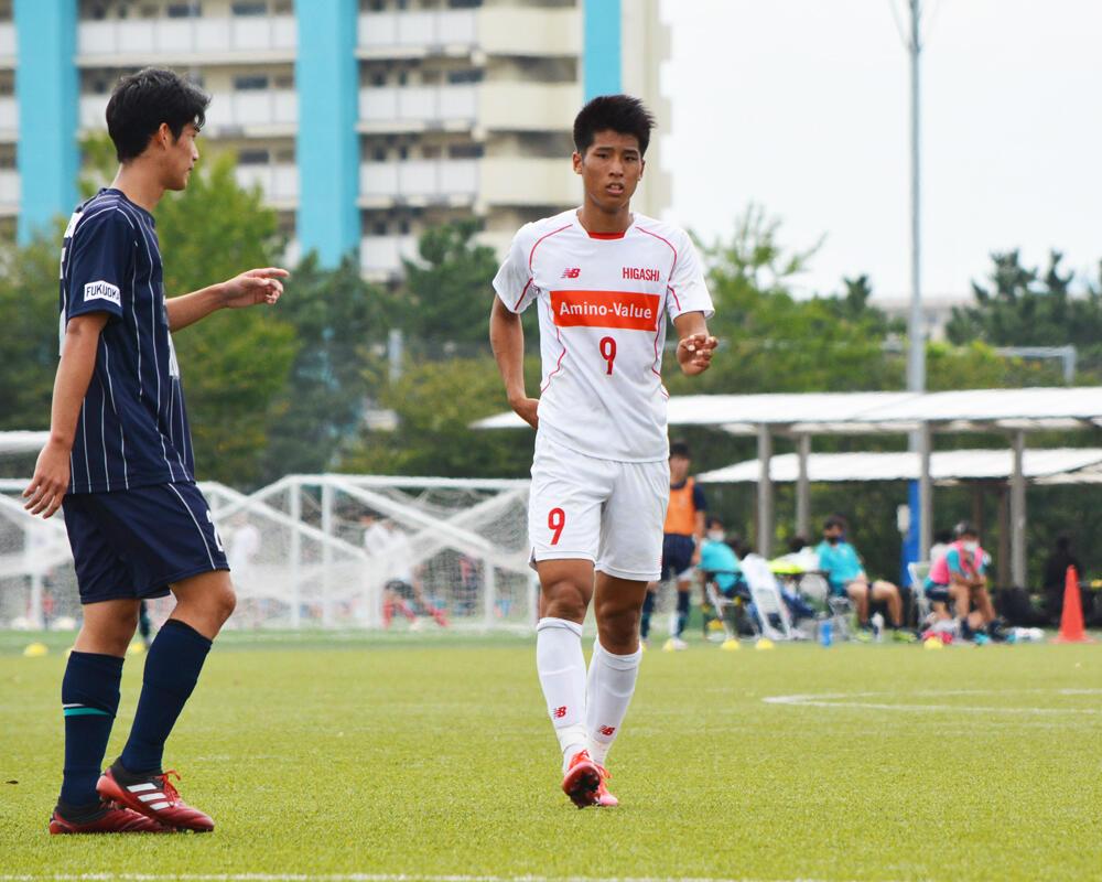 福岡の名門・東福岡高校サッカー部|エース・長野星輝の誓い「全部自分がゴールを決めてチームを勝たせたい」【2020年】