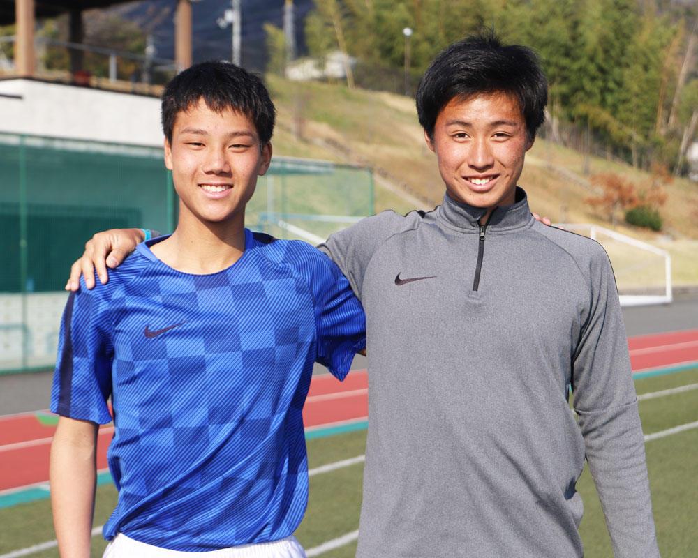 【2020シーズン始動!】何で京都の強豪・東山サッカー部を選んだの?|藤枝康佑、梅田梨央編