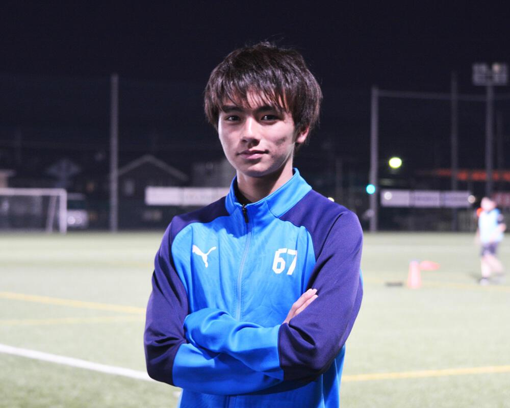 【2021年 始動!】新潟の強豪・北越高校サッカー部の副キャプテンはつらいよ!?「自分は声をかけて、チームを盛り上げられるようにしていきたい」