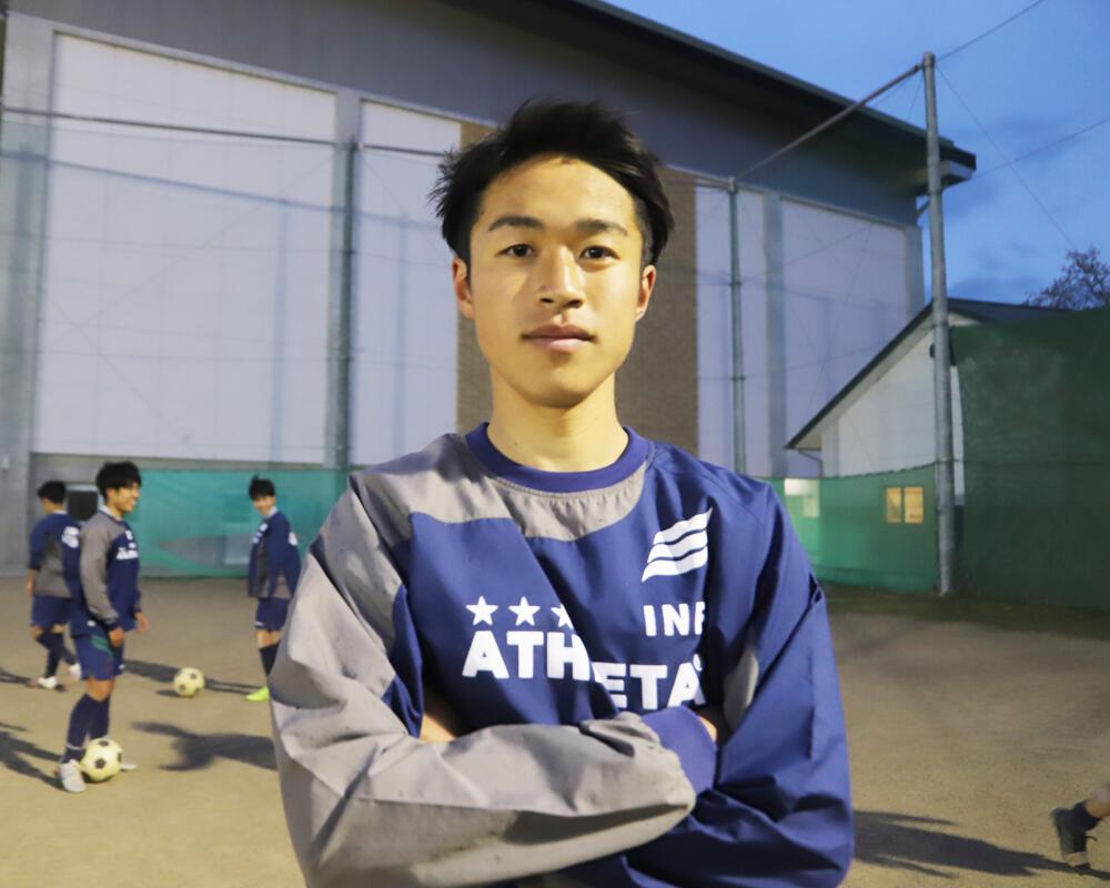【2021年 始動!】長野の注目校・市立長野高校サッカー部のキャプテンはつらいよ!?「まだまだな部分も多いですが、キャプテンとして成長できていると実感しています」