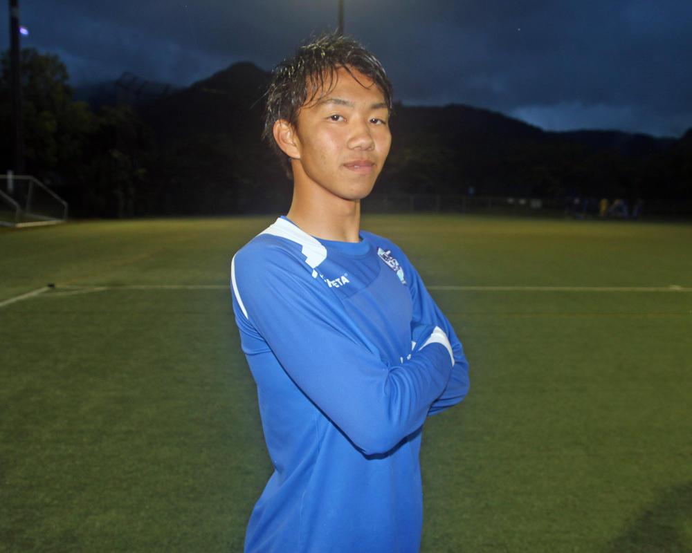 【飯塚高校サッカー部】橋岡佳のキャプテンはつらいよ!?
