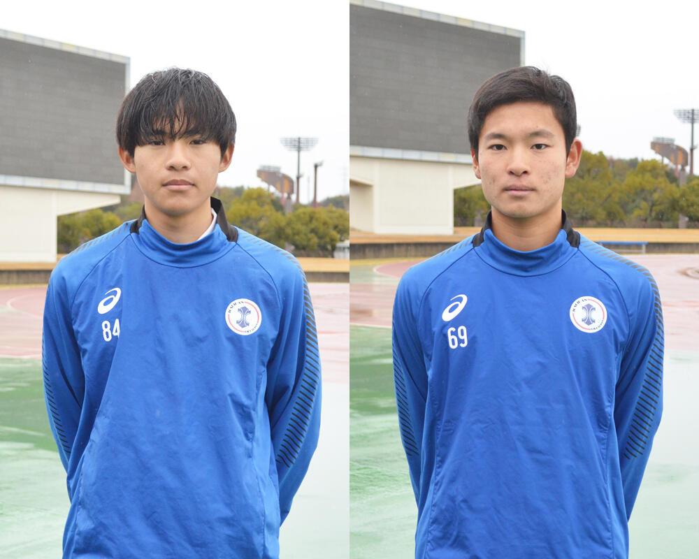 【2021年 始動!】何で広島の強豪・如水館高校サッカー部を選んだの?「中学時代、いろいろな高校と練習試合をしましたが、如水館が一番強く、迫力があったんです」