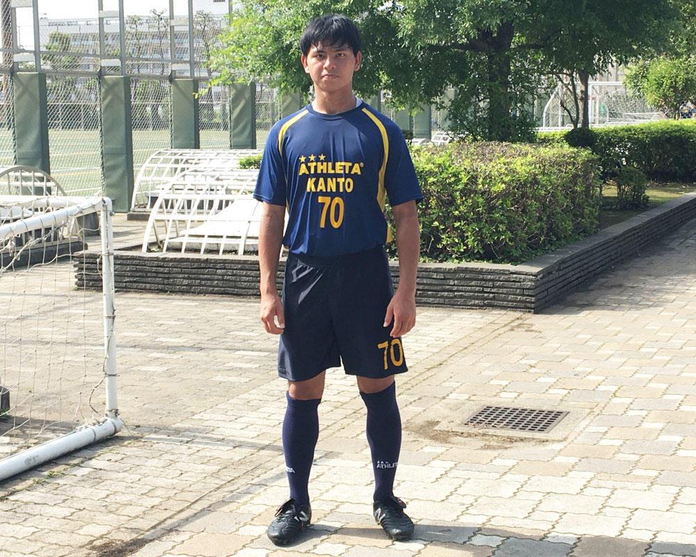東京の強豪・関東第一サッカー部のキャプテンはつらいよ!?「自分がキャプテンをやるとは思っていなかったのでびっくりしました」【2020年】