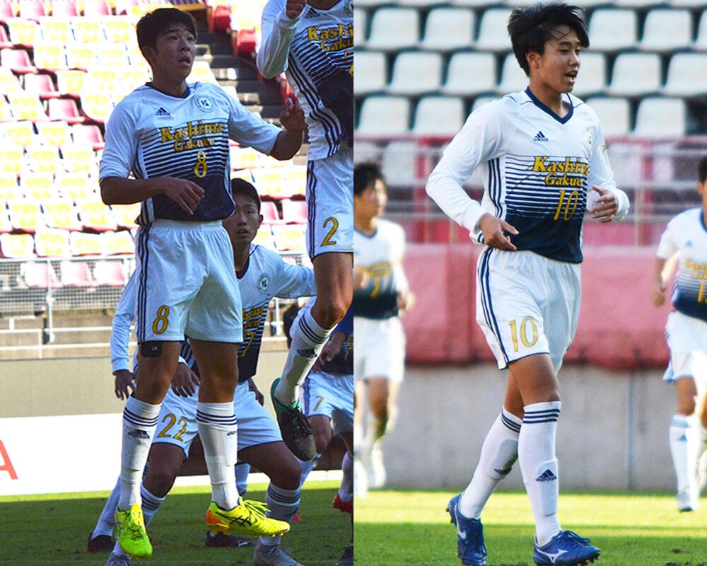 何で茨城の強豪・鹿島学園高校サッカー部を選んだの?「ここであれば成長できると思った」【2020年 第99回全国高校サッカー選手権 出場校】