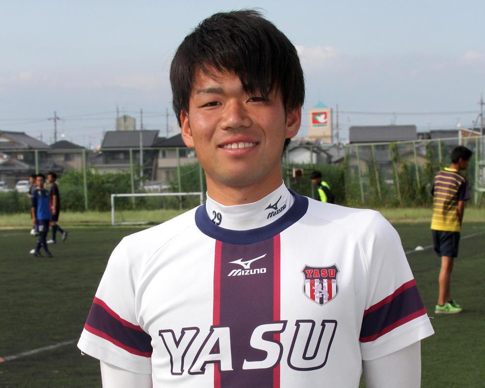 【野洲高校サッカー部】 片岡海斗のキャプテンはつらいよ!?