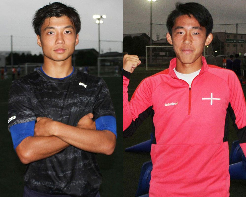 若月大和と遠藤青空は何で群馬の強豪・桐生第一高校サッカー部を選んだのか?