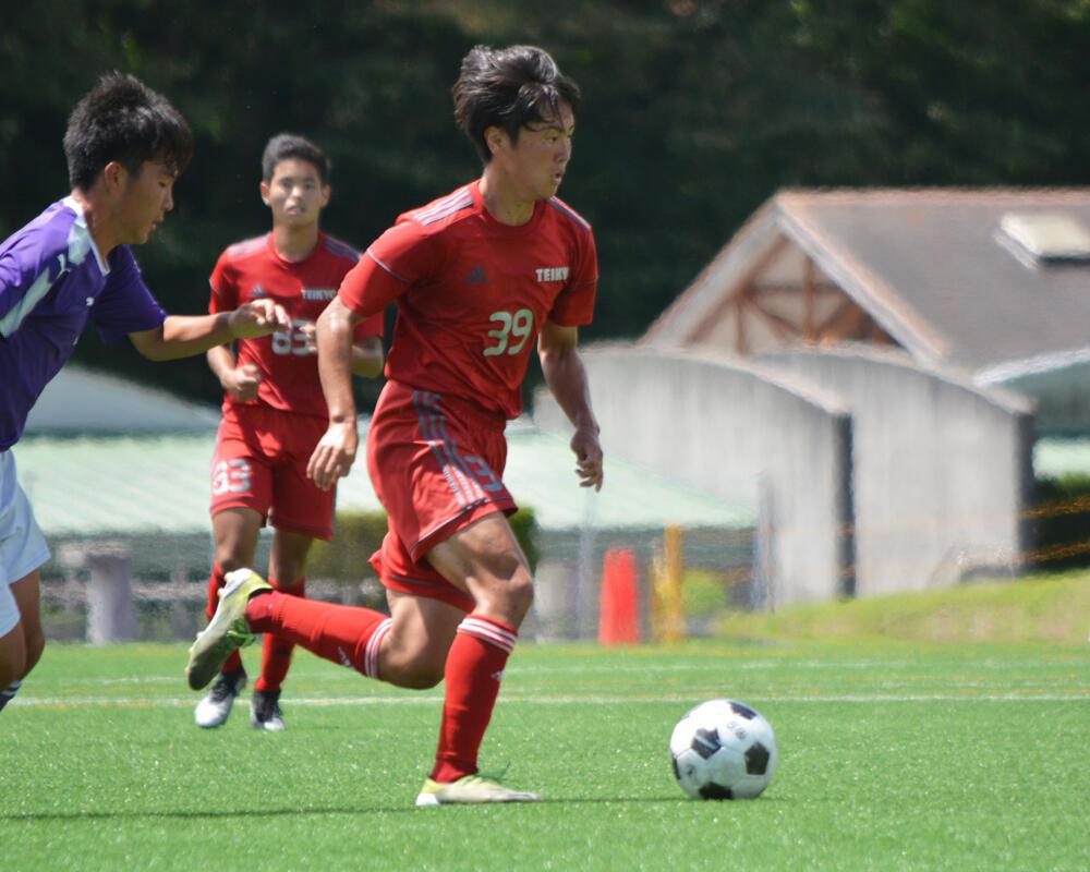 何で山梨の強豪・帝京第三高校サッカー部を選んだの?「他のチームからも誘いがありましたが、全国舞台に出たかった」【2021年 インターハイ山梨予選優勝校】