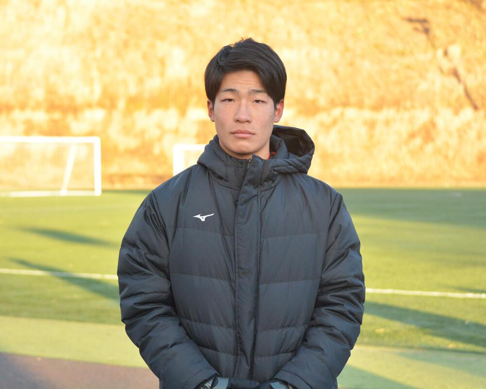 【2021年 始動!】栃木の強豪・矢板中央高校サッカー部のキャプテンはつらいよ!?「厳しくいうべきところは厳しく言う。そして、甘さのないチームにしていきたい」