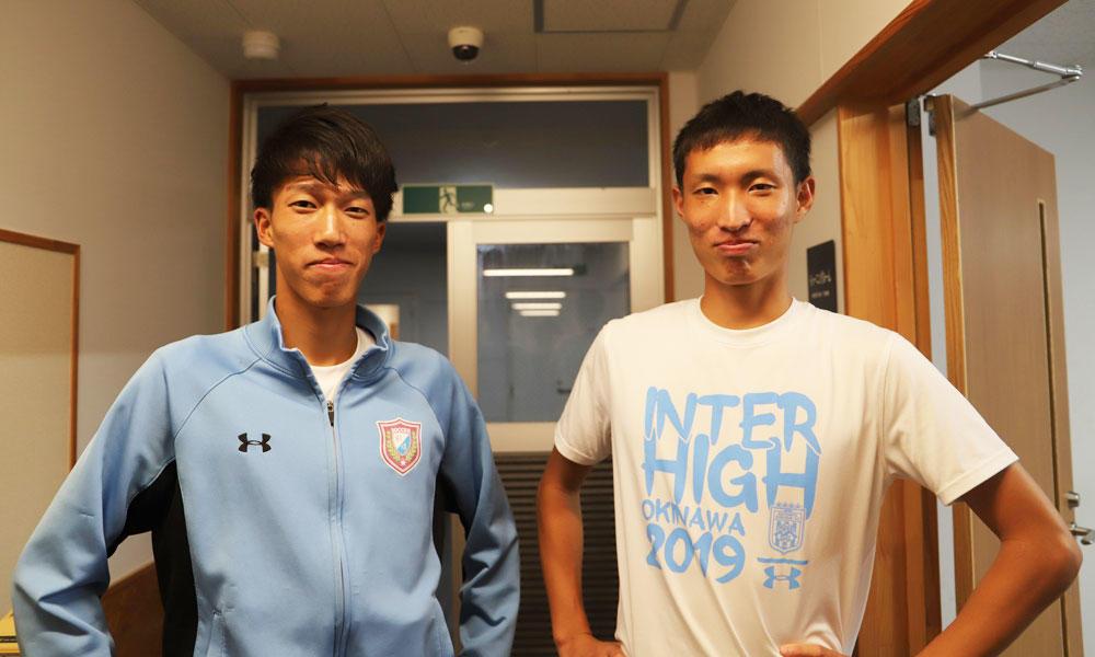 小林丈太郎と瀧澤大輔は何で長野の強豪・松本国際サッカー部を選んだのか?【2019年 第98回全国高校サッカー選手権 出場校】