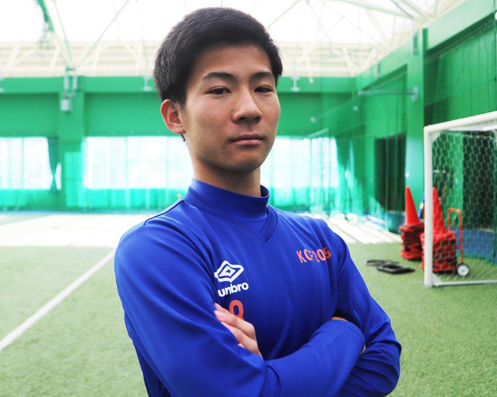 高知の強豪・高知中央サッカー部|川瀬凌大のキャプテンはつらいよ!?