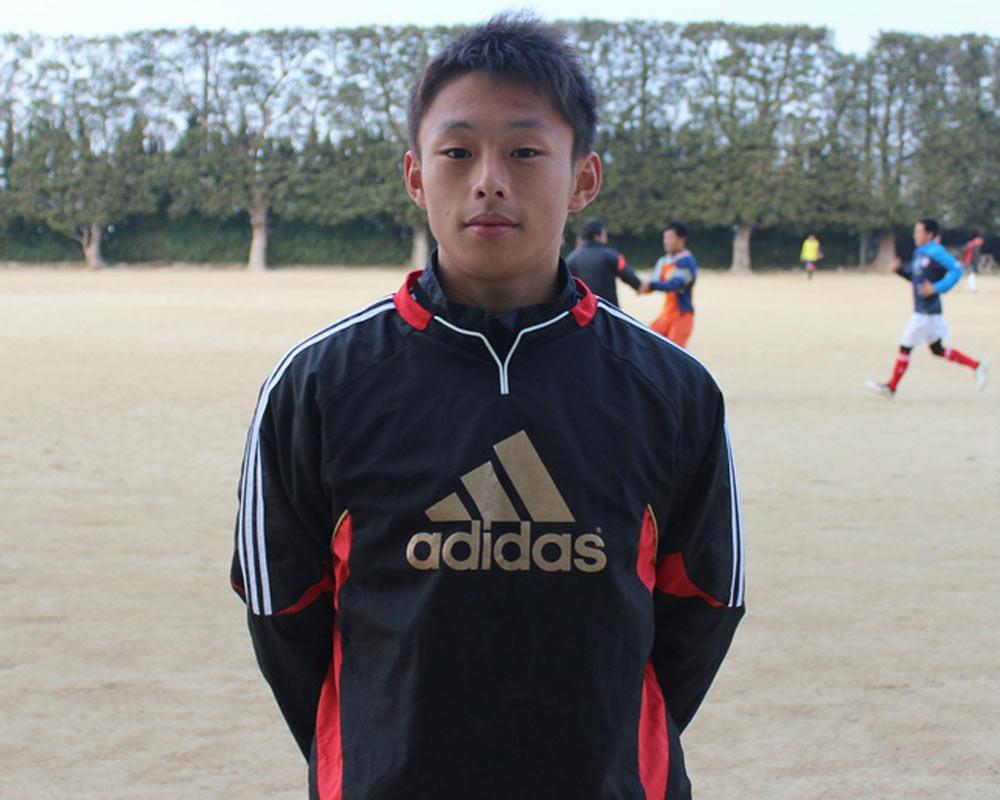 サッカー部のキャプテンはつらいよ!?長崎南山高校サッカー部編・松尾諒太キャプテン