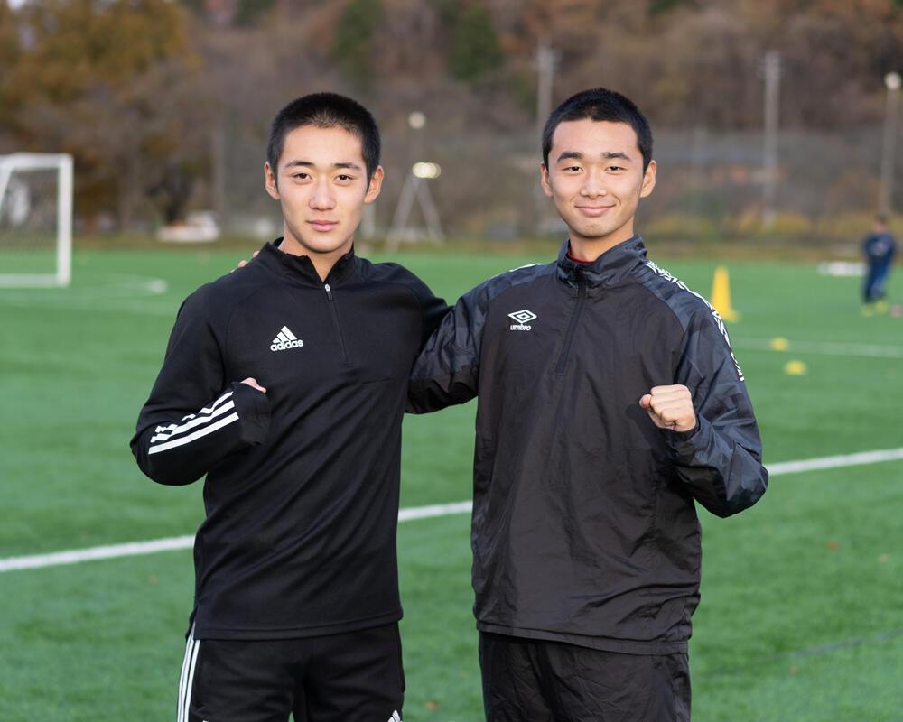 何で秋田の強豪・明桜高校サッカー部を選んだの?「サッカーのための環境が一番整っていた」【2020年 第99回全国高校サッカー選手権 出場校】