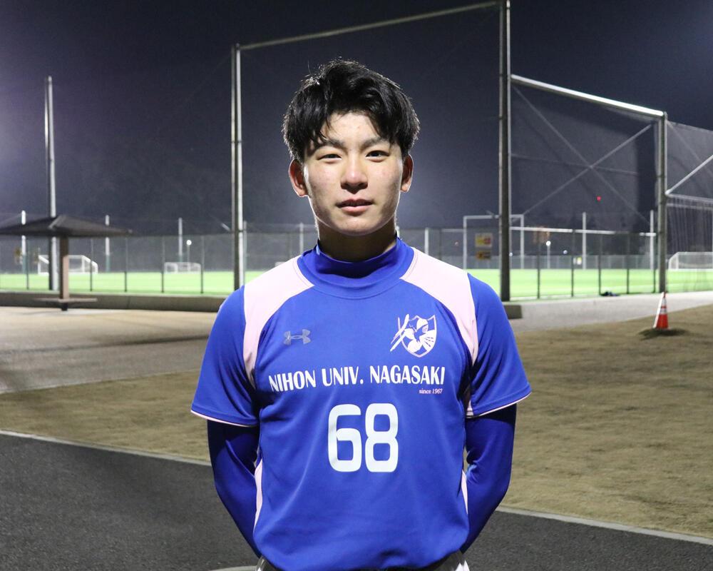 【2021年 始動!】長崎の強豪・長崎日大高校サッカー部のキャプテン(候補)はつらいよ!?「チームがまとまってきたときは、チームを引っぱっていると実感できて充実感を感じます」