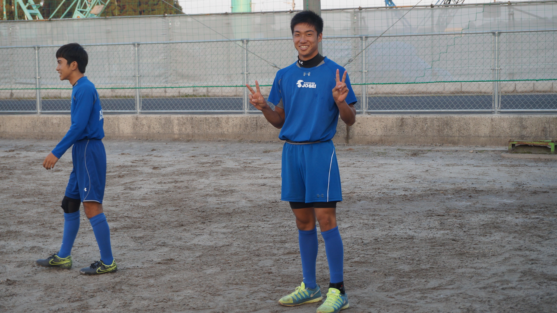 サッカー部のキャプテンはつらいよ!?鹿児島城西高校サッカー部編・永吉広大キャプテン