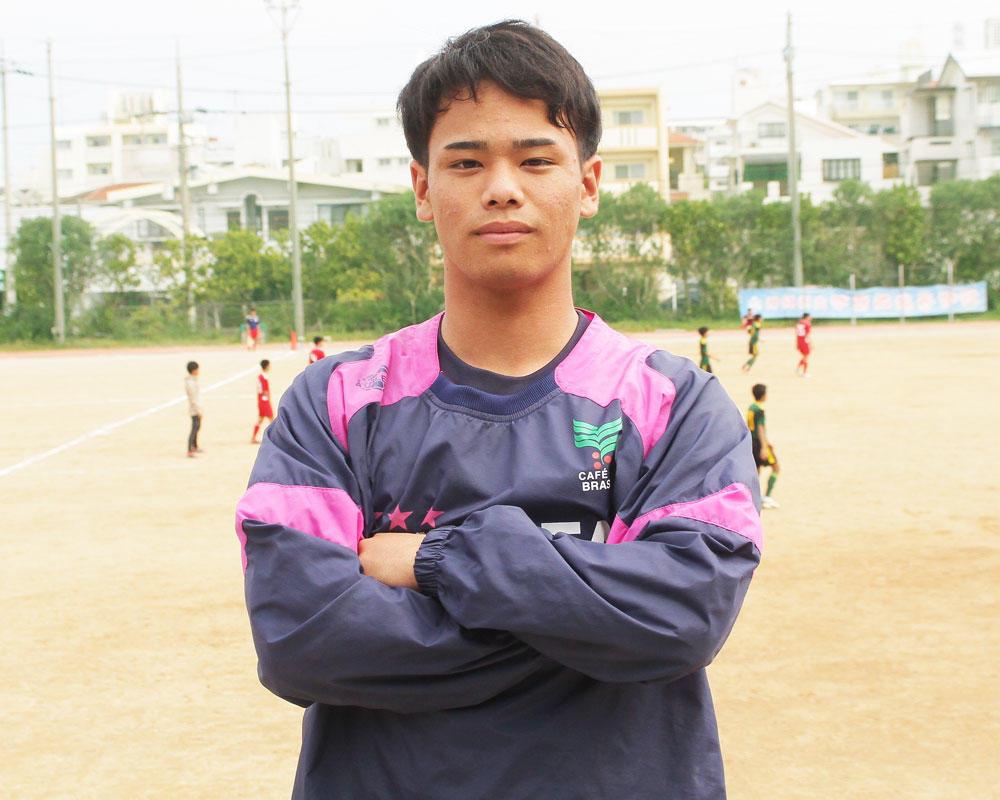 【2020シーズン始動!】沖縄の強豪・那覇西サッカー部|フィジカルモンスターは平良祭!