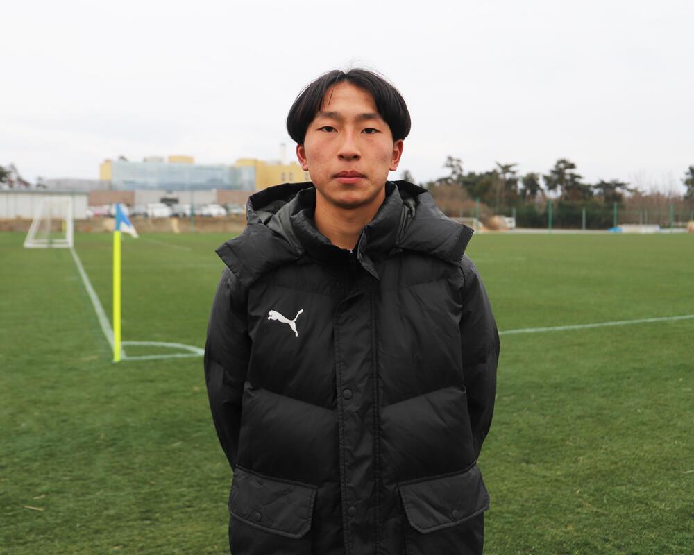 【2021年 始動!】山形の強豪・日大山形高校サッカー部のキャプテンはつらいよ!?「キャプテンをやるのはサッカー人生で初めてで、分からないことだらけなので結構大変です」