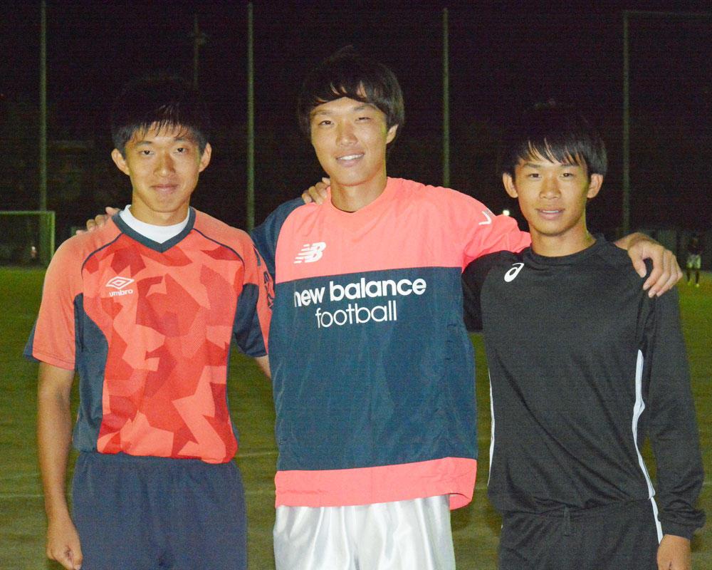 韮崎サッカー部あるある「学校内で坊主の人を見ると、今村監督に見間違えてしまう!」