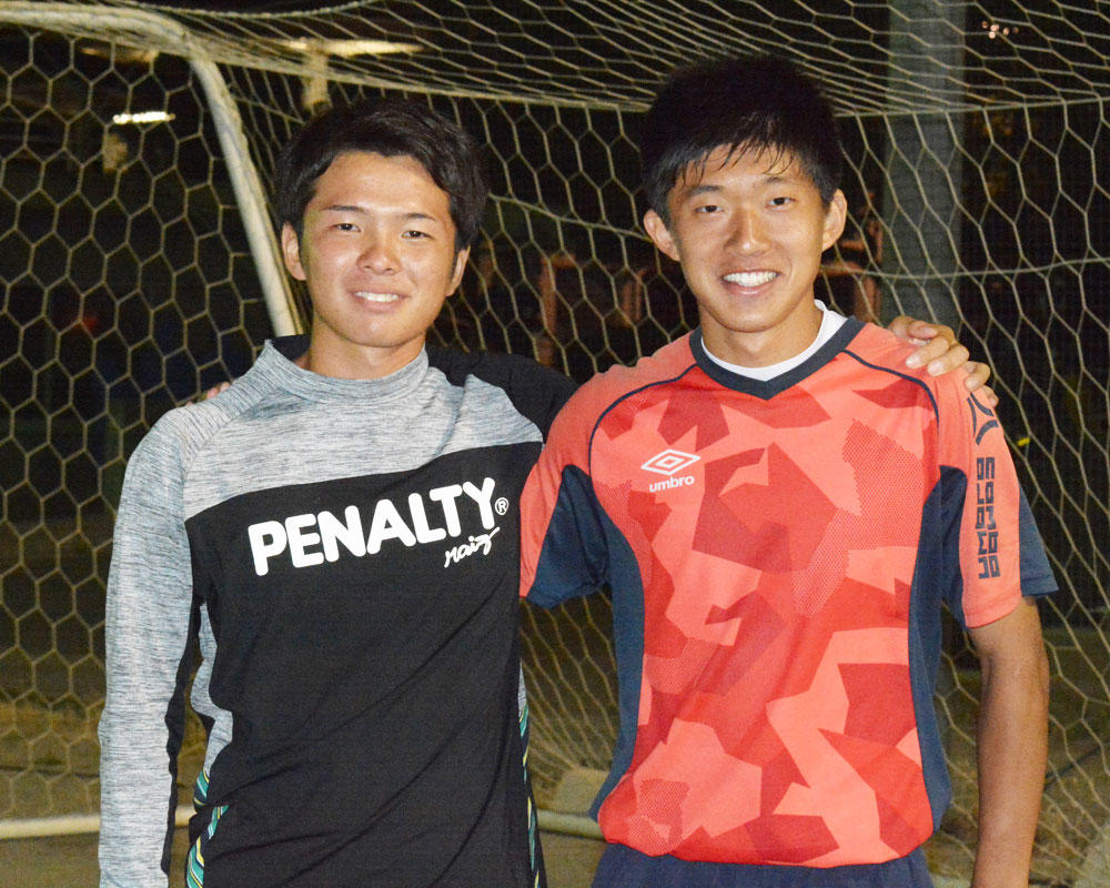 中島一と内田歩は何で山梨の強豪・韮崎サッカー部を選んだのか?