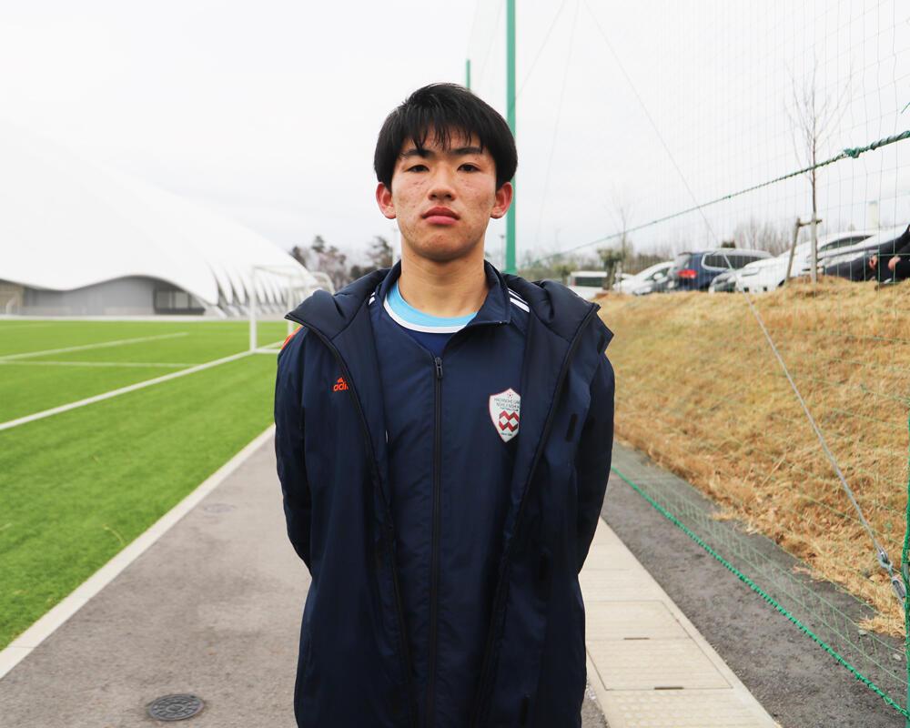 【2021年 始動!】青森の強豪・八戸学院野辺地西高校サッカー部のキャプテンはつらいよ!?「キャプテンとしてやるべきことを自分が示し、チームを一つにまとめたい」