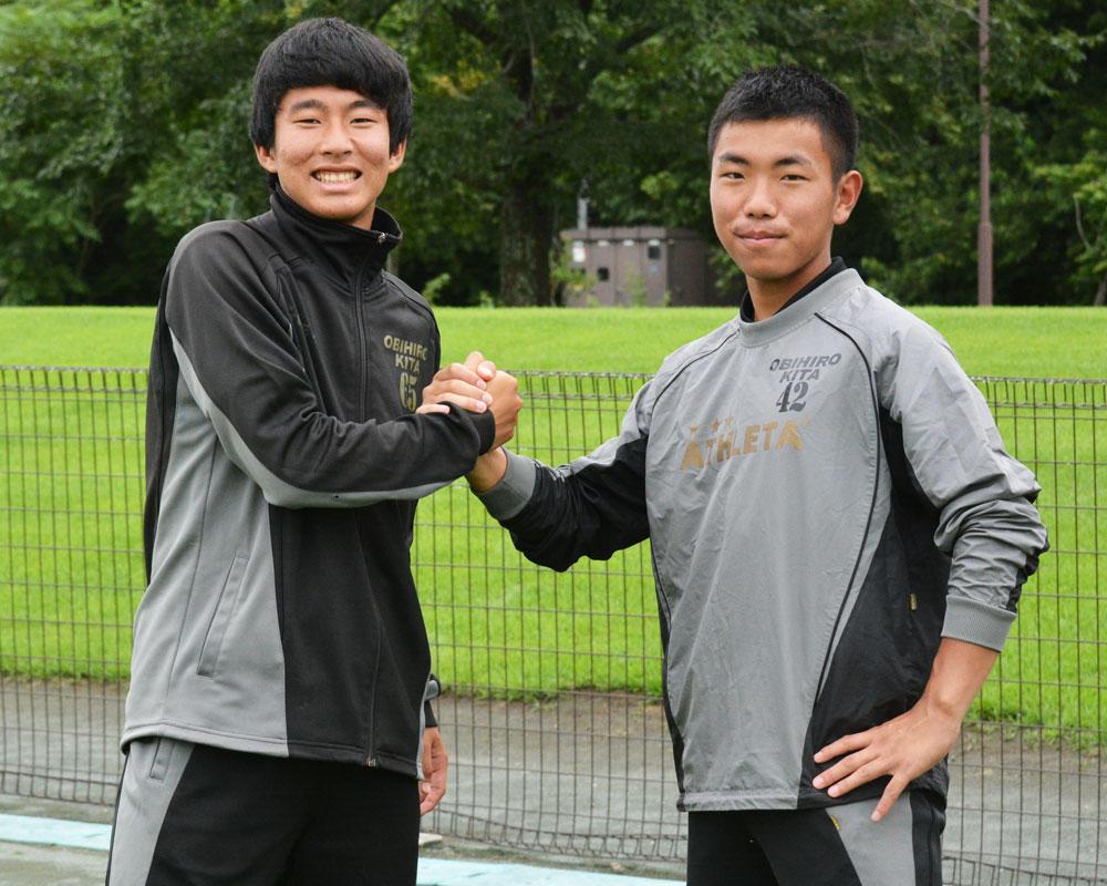 吉田勇真と近藤駆海は何で北海道の強豪・帯広北高校サッカー部を選んだのか?